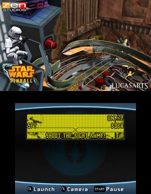 Star Wars Pinball Review - Screenshot 2 of 3