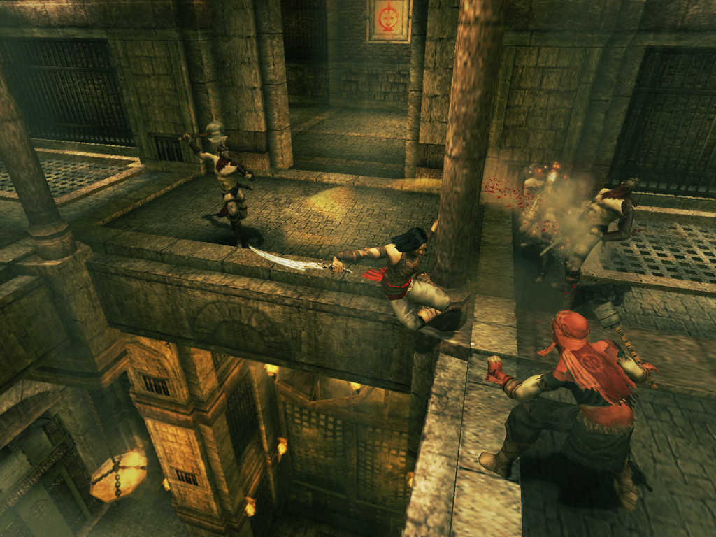 Prince of Persia: Warrior Within (GCN / GameCube) News ...