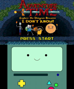 Adventure Time: Explore the Dungeon Because I DON'T KNOW! Review - Screenshot 3 of 4
