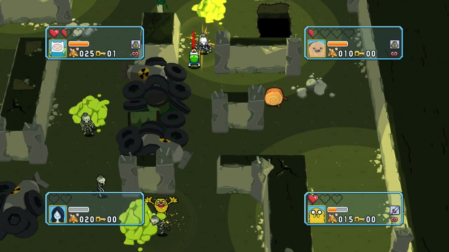 Adventure Time: Explore the Dungeon Because I DON'T KNOW! Review - Screenshot 4 of 4