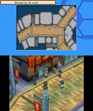 Inazuma Eleven 3 Review - Screenshot 4 of 5