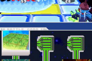 Mega Man Star Force Screenshot