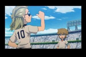 Inazuma Eleven 3 Screenshot