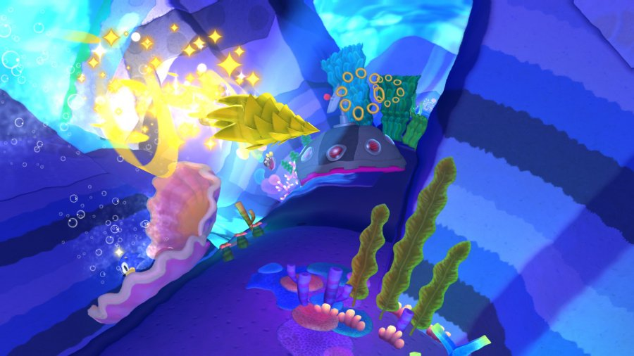 Sonic Lost World Review - Screenshot 2 of 7