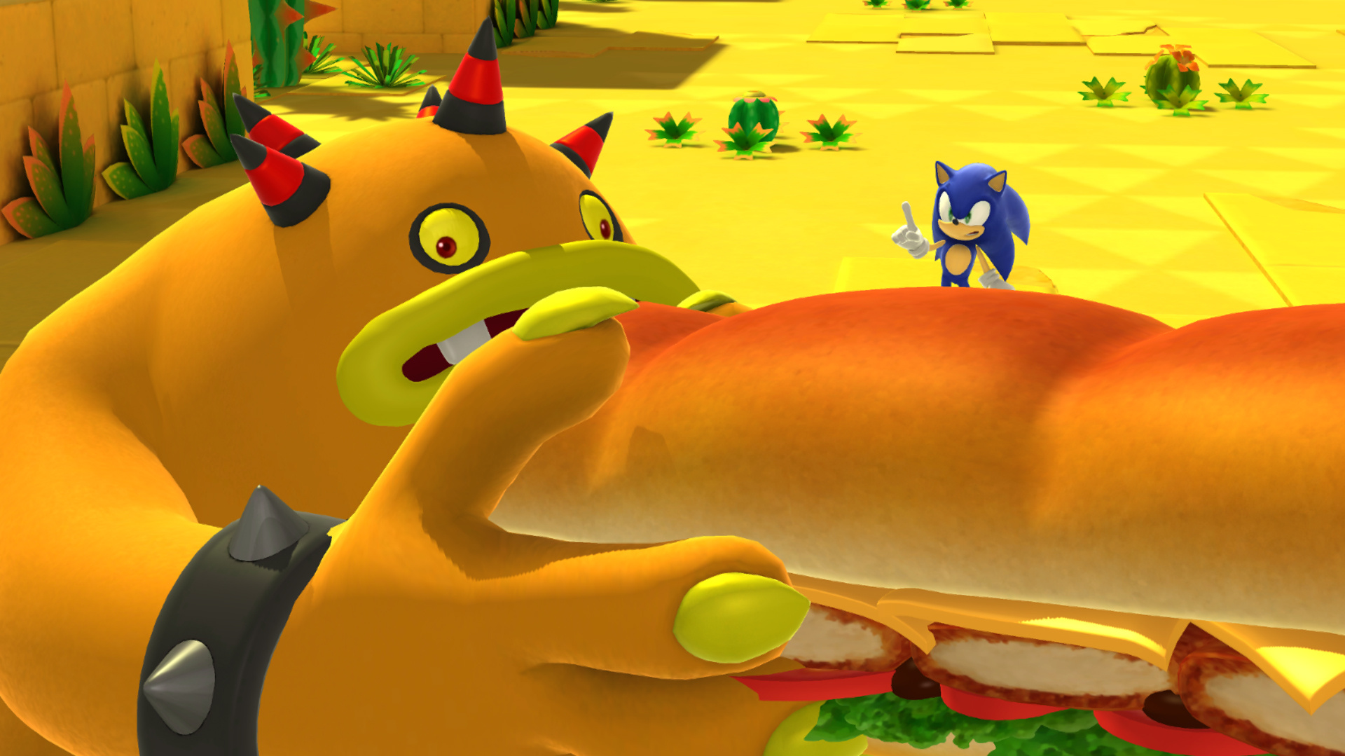 Image Result For Sonic Lost World Review Wii U Nintendo Life
