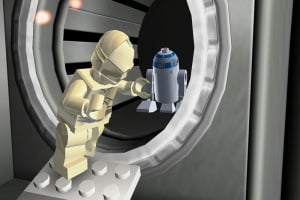 LEGO Star Wars II: The Original Trilogy Screenshot