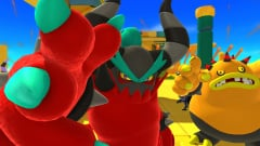 Sonic Lost World Screenshot