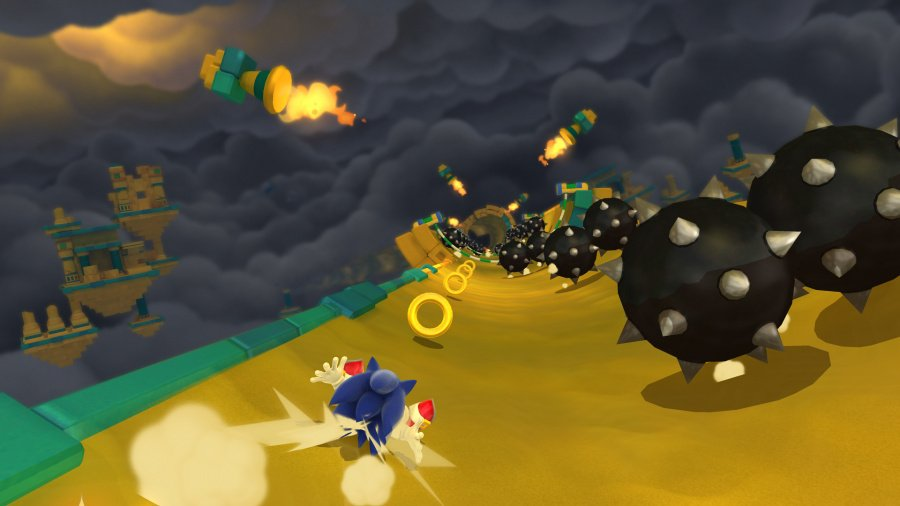 Sonic Lost World Review - Screenshot 7 of 7