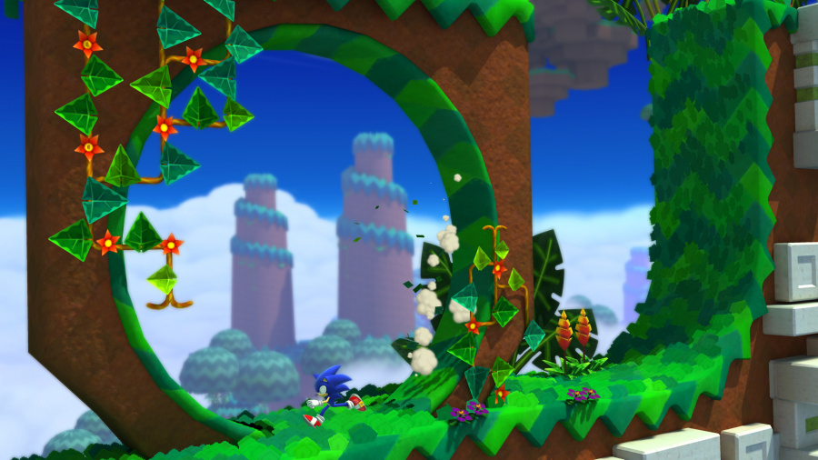 Sonic Lost World Review - Screenshot 1 of 7