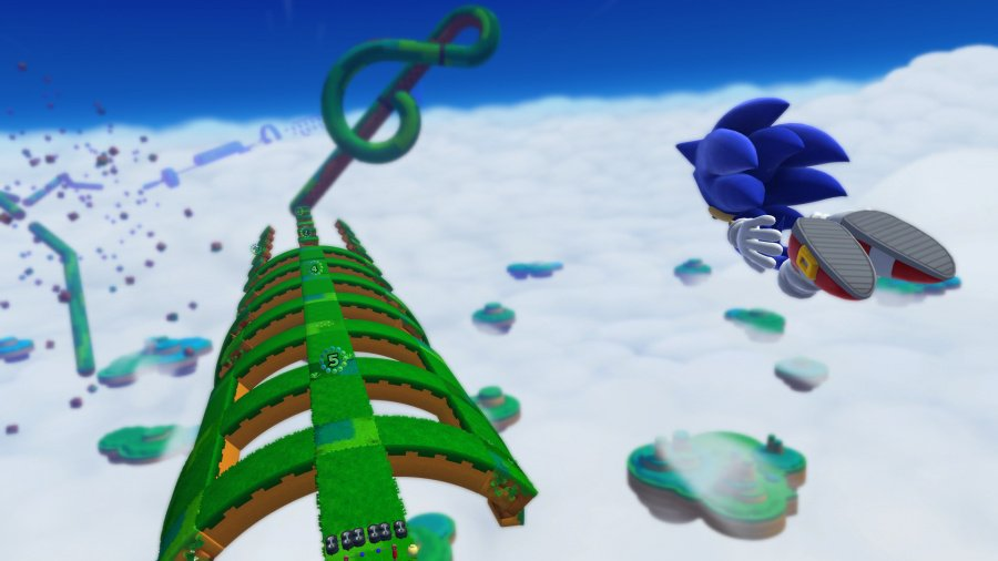 Sonic Lost World Review - Screenshot 4 of 7