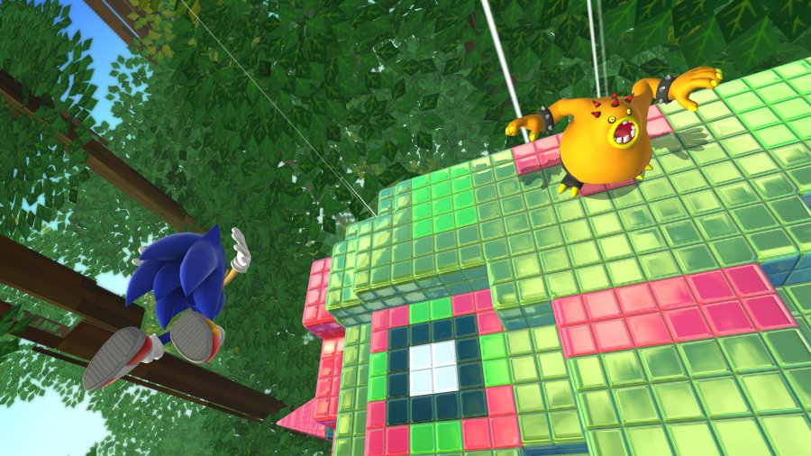 Sonic Lost World Review - Screenshot 5 of 7