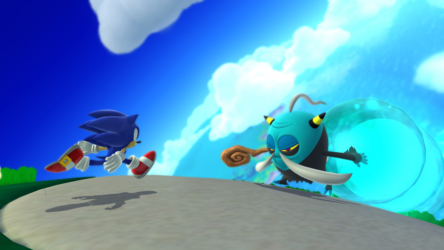 Sonic Lost World Review - Screenshot 6 of 7