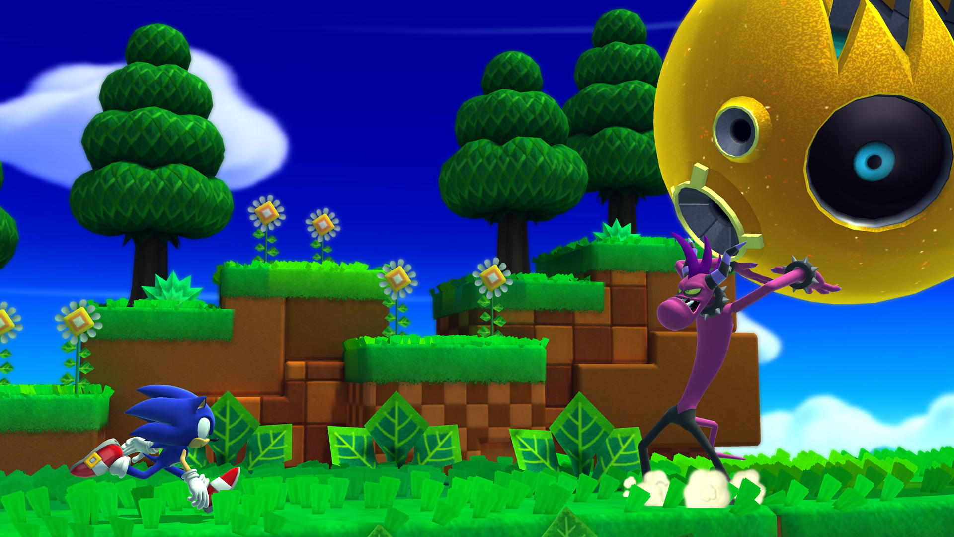 Sonic Lost World Wii U Game Profile News Reviews