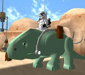 LEGO Star Wars II: The Original Trilogy Review - Screenshot 2 of 3