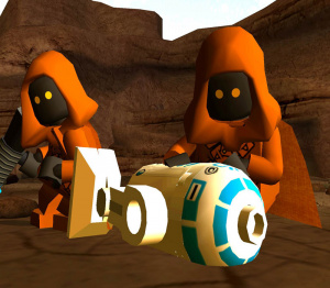 LEGO Star Wars II: The Original Trilogy Review - Screenshot 3 of 3