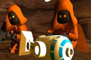 LEGO Star Wars II: The Original Trilogy Screenshot