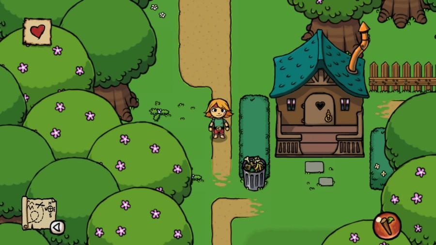 Ittle Dew Screenshot