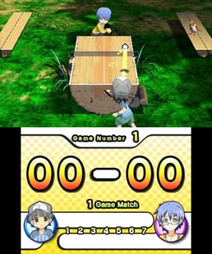 Family Table Tennis 3D Review - Screenshot 1 of 5