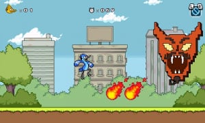 Regular Show: Mordecai and Rigby in 8-Bit Land Review - Screenshot 4 of 5