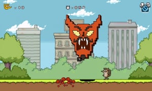 Regular Show: Mordecai and Rigby in 8-Bit Land Review - Screenshot 2 of 5