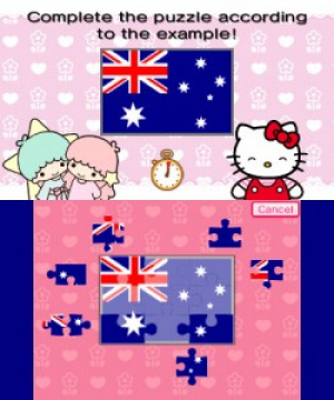 Around the World with Hello Kitty and Friends Review - Screenshot 2 of 3