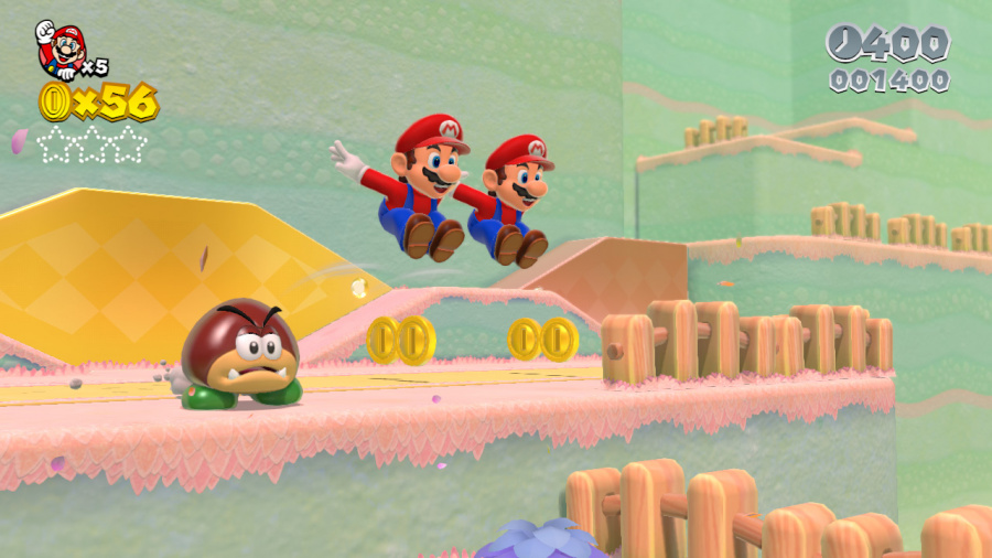 Super Mario 3D World Review - Screenshot 9 of 10