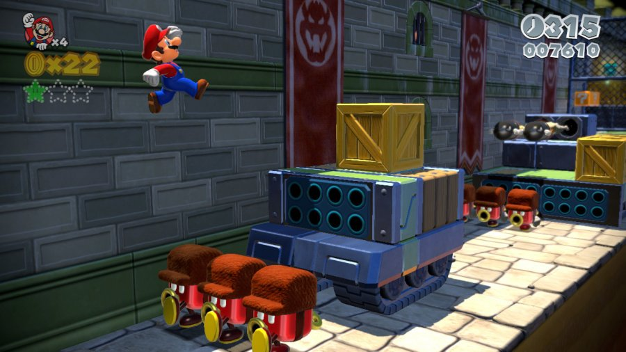 Super Mario 3D World Review - Screenshot 2 of 10