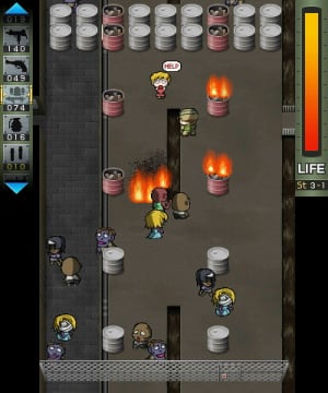 Escape From Zombie City Review - Screenshot 4 of 6