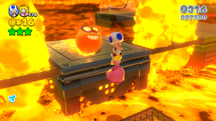 Super Mario 3D World Review - Screenshot 5 of 10