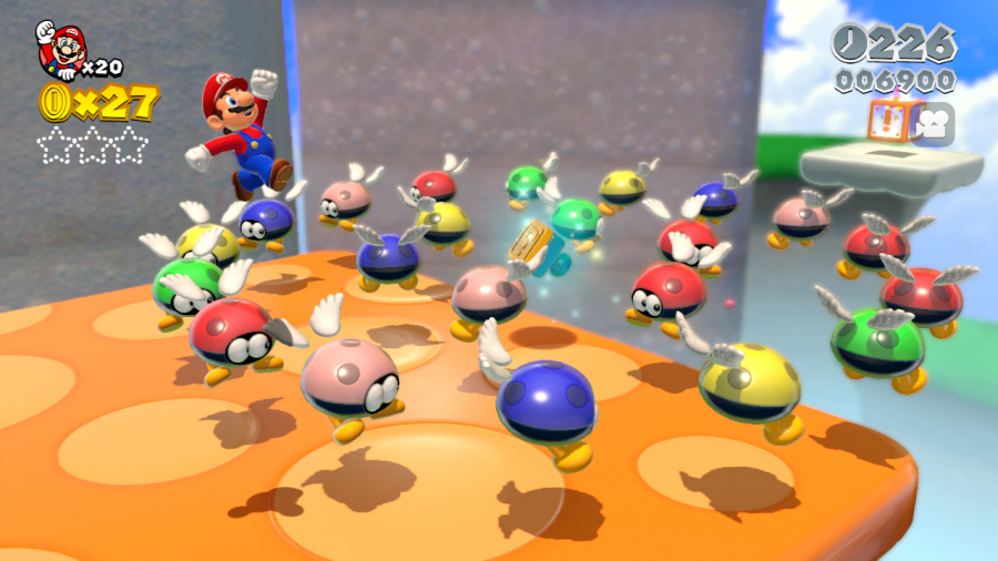 Super Mario 3D World Review - Screenshot 7 of 10