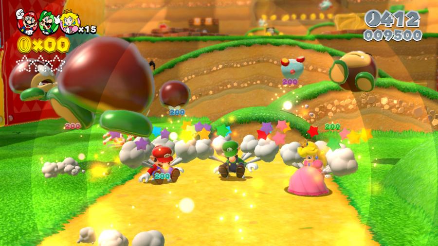 Super Mario 3D World Review - Screenshot 7 of 10