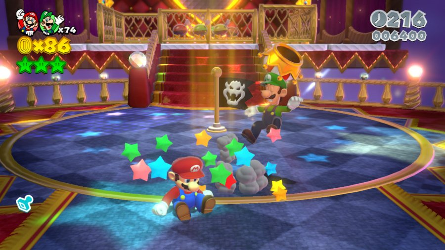 Super Mario 3D World Review - Screenshot 3 of 10