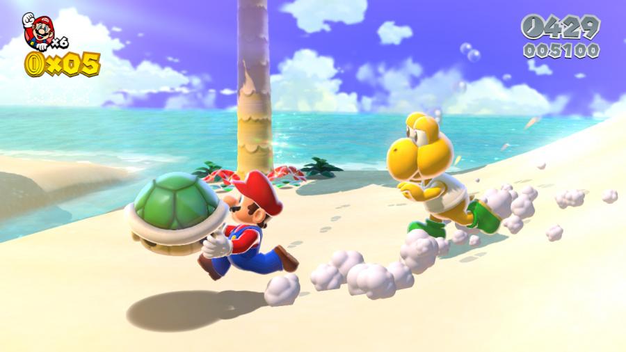 Super Mario 3D World Review - Screenshot 10 of 10