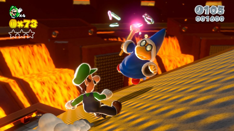 Super Mario 3D World Review - Screenshot 3 of 10