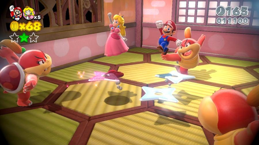 Super Mario 3D World Review - Screenshot 8 of 10