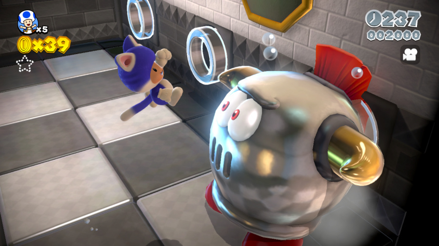 Super Mario 3D World Review - Screenshot 9 of 10