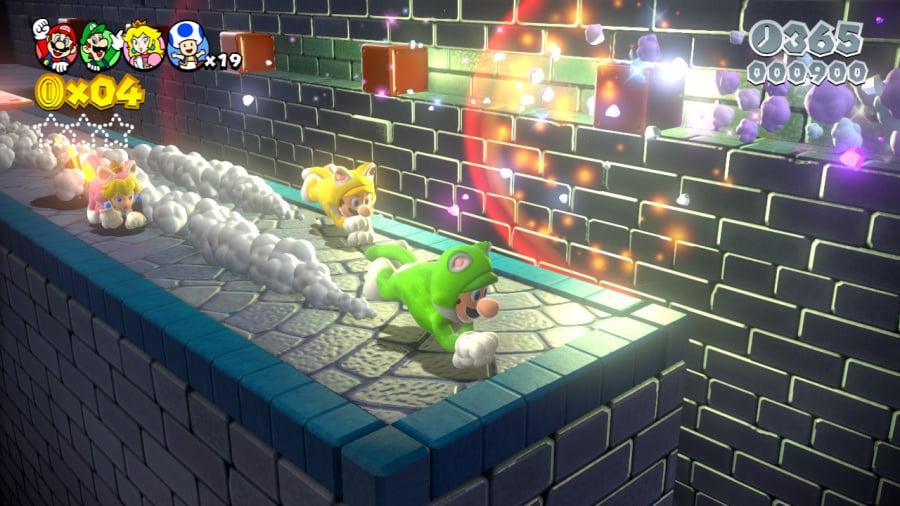 Super Mario 3D World Review - Screenshot 1 of 10