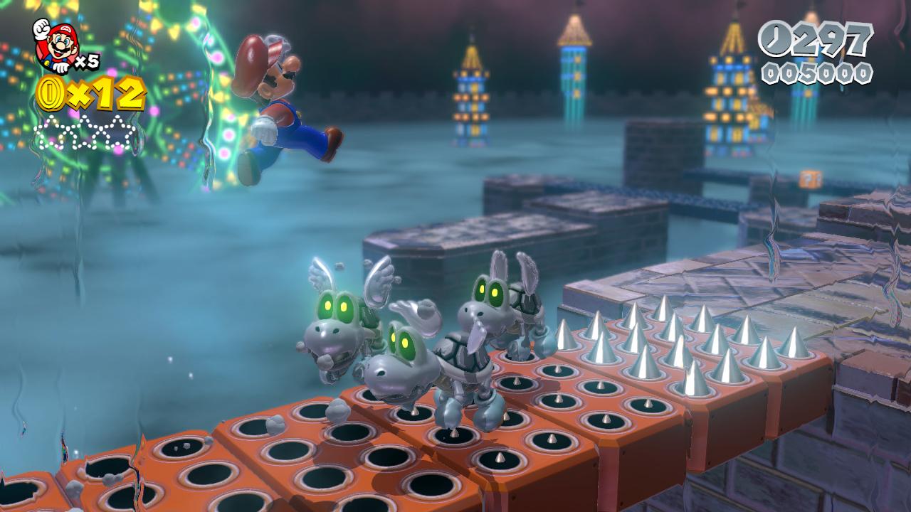 Super Mario 3D World (Wii U) Game Profile   News, Reviews