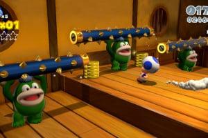Super Mario 3D World Screenshot