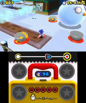 Sonic Lost World Review - Screenshot 1 of 5