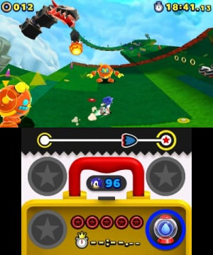 Sonic Lost World Review - Screenshot 3 of 5