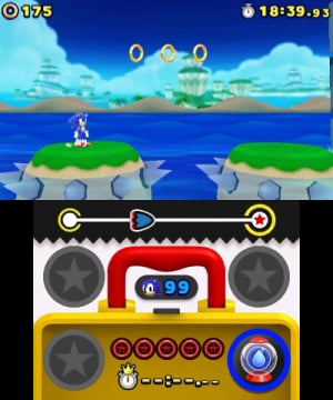 Sonic Lost World Review - Screenshot 2 of 5