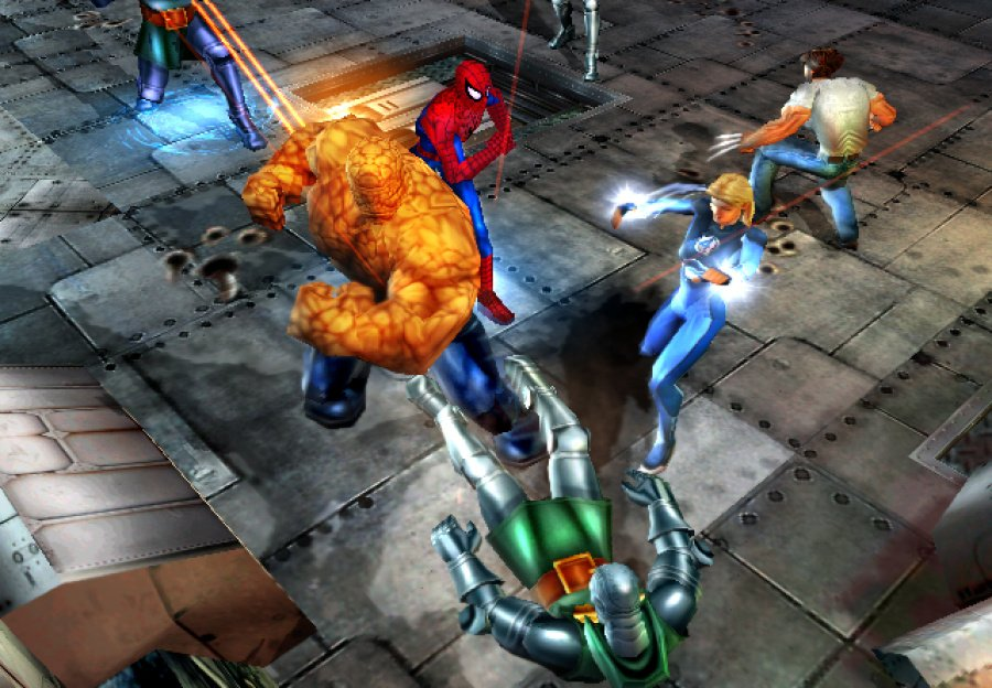 Marvel: Ultimate Alliance Review - Screenshot 1 of 6
