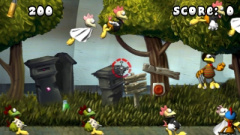 Crazy Chicken: Director's Cut 3D Screenshot