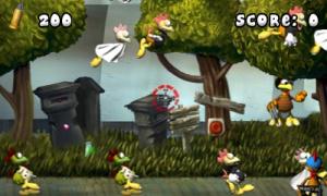 Crazy Chicken: Director's Cut 3D Review - Screenshot 3 of 3