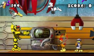 Crazy Chicken: Director's Cut 3D Review - Screenshot 1 of 3
