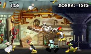 Crazy Chicken: Director's Cut 3D Review - Screenshot 2 of 3
