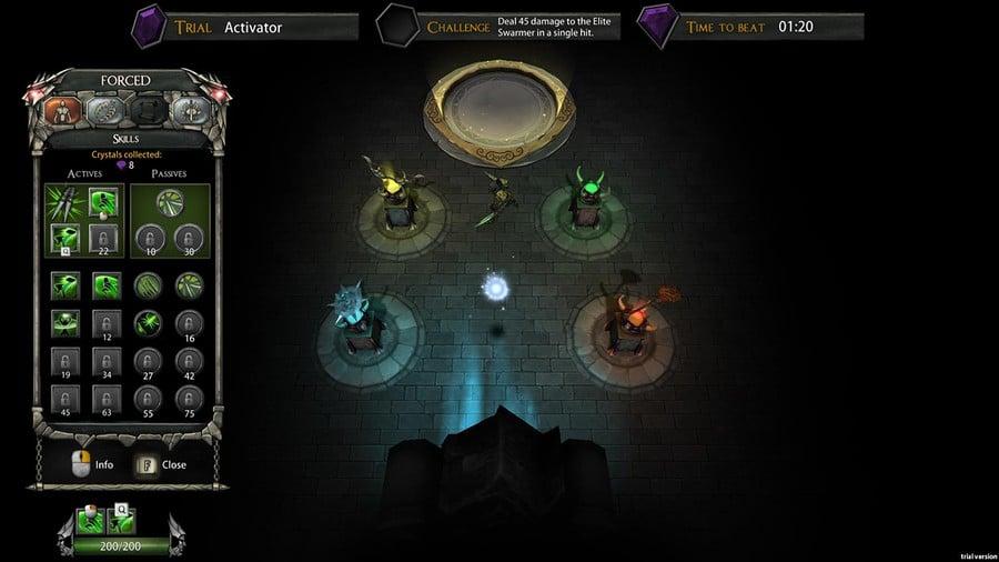 FORCED Screenshot