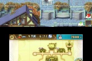 Rune Factory 4 Screenshot
