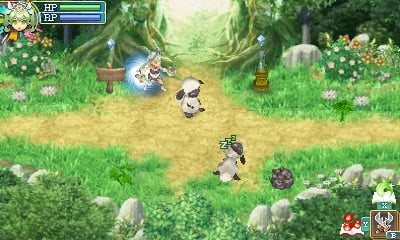 Rune Factory 4 Review 3ds Nintendo Life